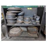 Lot of Spinning Lathe Dies