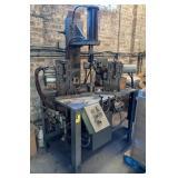 Folding Trimming Machine for Metal Spinning