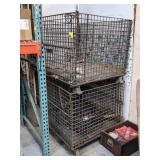 Large Wire Metal Baskets