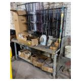 Industrial Shop Table