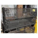 Wire Metal Basket. 31x20x21