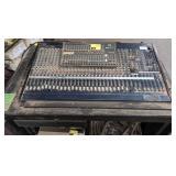 Yamaha MG42/14FX Mixing Console and NSI MC 7016