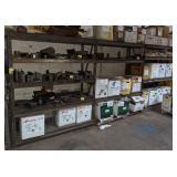 Industrial Heavy Duty Shelving