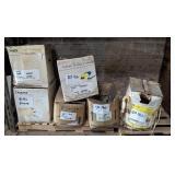 Partial Boxes of Powder Coating Material. Bidding