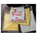 Lot of Protective Jackets