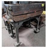 Industrial Shop Cart