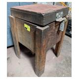 Wooden Tool Chest/Table