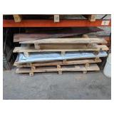 """13 sheets 18ga. Cold Rolled Steel, 60"""" x 60"""""""
