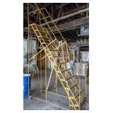 Grip-Strut 12ft Rolling Staircase