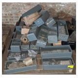 Pallet of Parts Organizer Trays