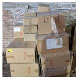 Pallet of Table Lamps