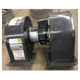 Dayton Dual Fan Blower Motor