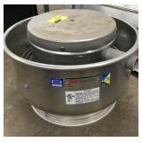 Dayton Assembled Upblast Ventilator, 8 1/4 in