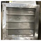 16x16in Vent Cover W/ Motor for Opening and