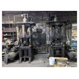 Simonsen 2-Piece Hydraulic Press System, includes