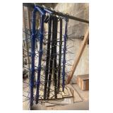 Electro Plating Hanging Racks