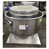 Dayton Assembled Upblast Ventilator, 12 1/2 in