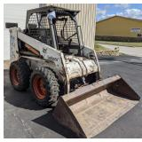 Bobcat Skid Steer Model 753L