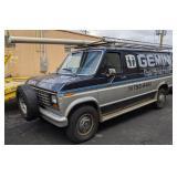 1991 Ford Econoline 350 1 Ton Van