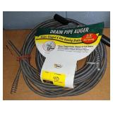 Drain Pipe Augers