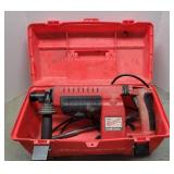 "Milwaukee 1 1/2"" Rotary Hammer cat. #5316 w/ Case"