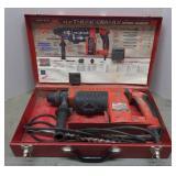 """Milwaukee Thundermax 1 1/2"""" Rotary Hammer w/"""