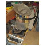 Lot w/ Tape Measure, Strainer, Various Tools,