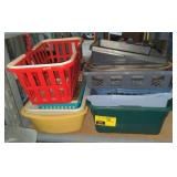Lot of Various Totes/Baskets
