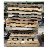 Lot of pallets, bidding on 1x the quantity