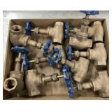 125 swp Valves bidding on 1 x the quantity