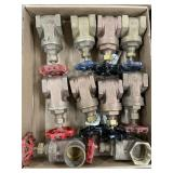 1 1/2 inch gate valve bidding on 1 x the quantity