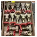 1 inch gate valves bidding on 1 x the quantity