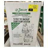 12 Colby Sump pump system by Zoeller NIB, model