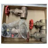 2 inch gate valves