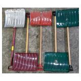 Snow Shovel, Bidding 1xqty