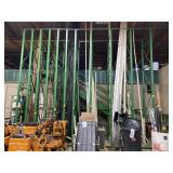 Huge metal industrial racking buyer is