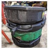 Plastic Oil Pans