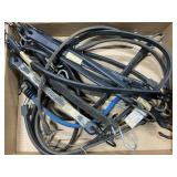 "Lot with 10""/12""/15"" bungee cords"