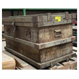Large industrial work box