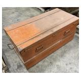 Large industrial work boxes