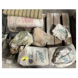 Pallet of floor and wall patch, Portland cement