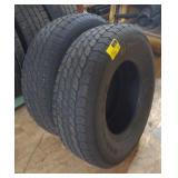 Stampede Radial A/S P245/75R16 Tire *bidder
