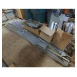 Lot of Various Metal Sheets
