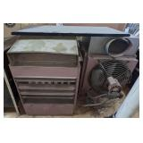 Renzor Hanging Gas Heater, XL-200-3. Bidding
