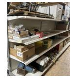 Shelves, Packing Materials, Old