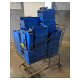 Shopping Cart if Parts Organizers