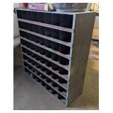 64 Slot Parts Organizer. 35x12x37