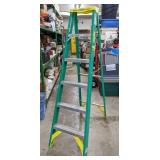 Werner 6ft Folding Ladder