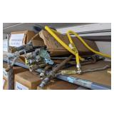Lot of Gas Flex Hose