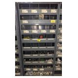 Shelves of Plumbing Couplings, Plugs, Clamps, and